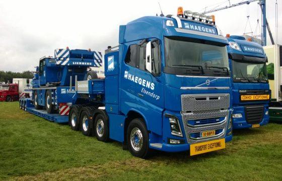 Bekende Volvo voor Haegens