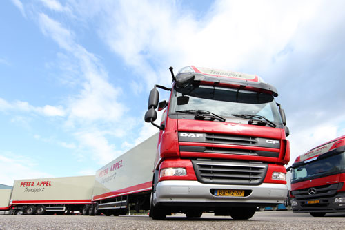 Peter Appel neemt Vlug Transport over