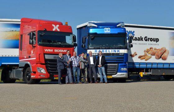Rabelink en Bosman rijden voor Kaak