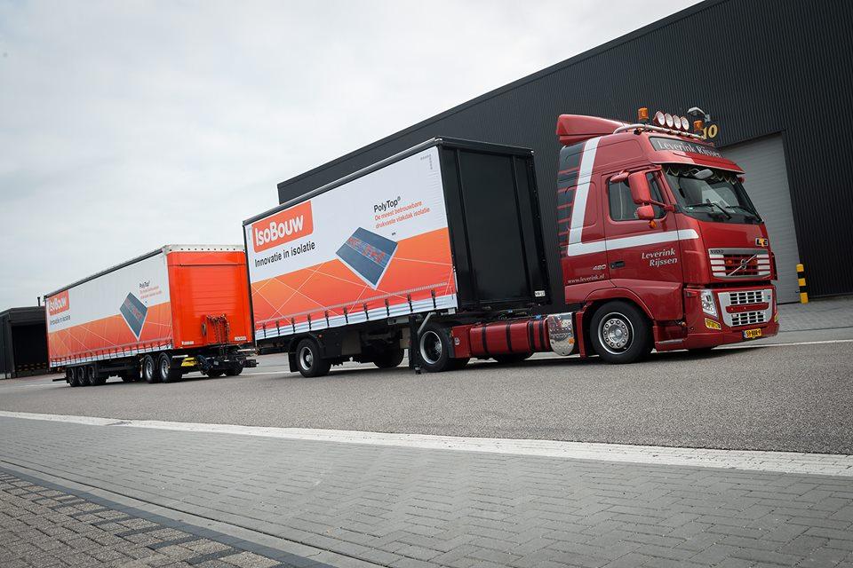 Leverink Rijssen neemt eerste Mega EcoLog in gebruik