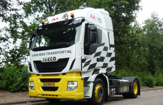 Nieuwe Iveco Hi-Way voor MSS Transport