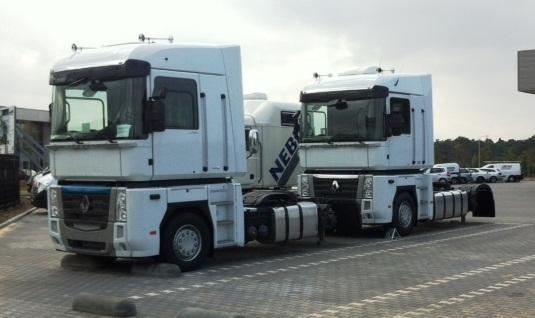 Veertig wielen van trucks gestolen
