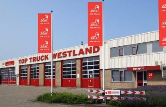 De Winter Logistics opent Toptruck vestiging