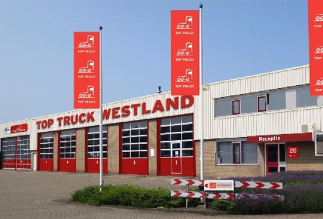 De Winter Logistics opent Toptruck vestiging