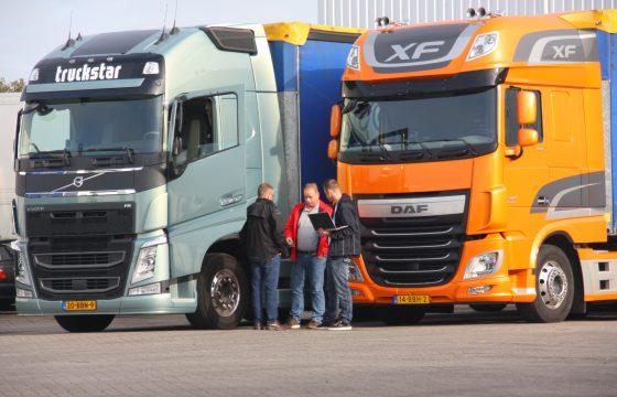 Truck van het Jaar-verkiezing in volle gang