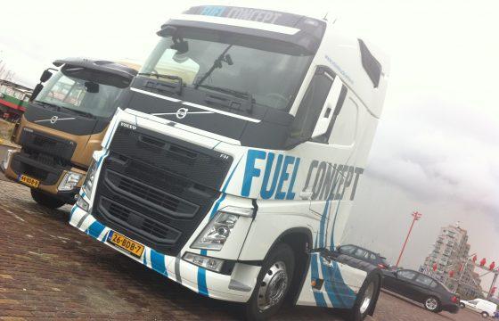 Volvo en Renault op Carrosserie Vakdagen