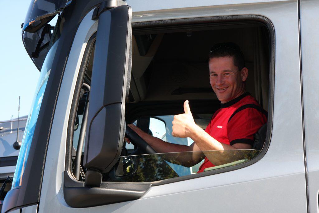 TruckstarWerk slaat aan