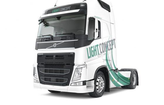 Light Concept voor nieuwe Volvo FH en FM