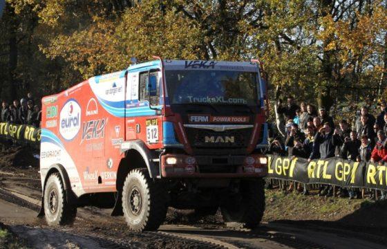 Peter Versluis wint Dakar Pre-Proloog