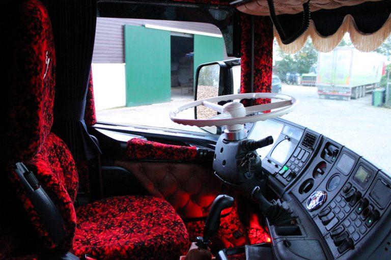 Van droom naar hobby - Truckstar
