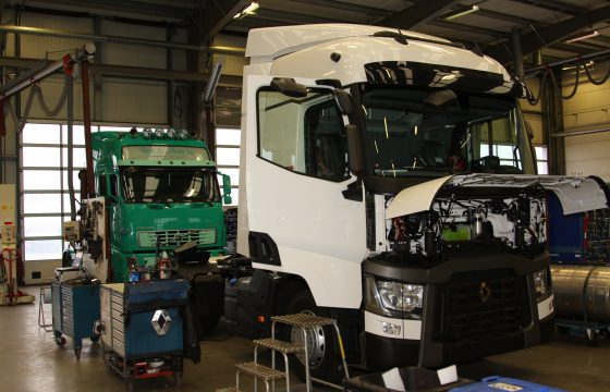 Volvo en Renault onder één dealer-dak