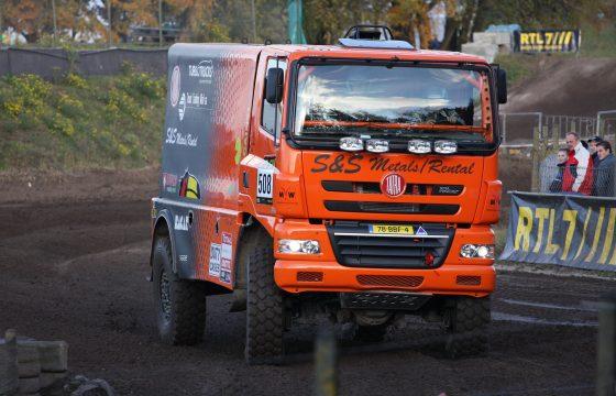 Zondag Dakar Pre-Proloog