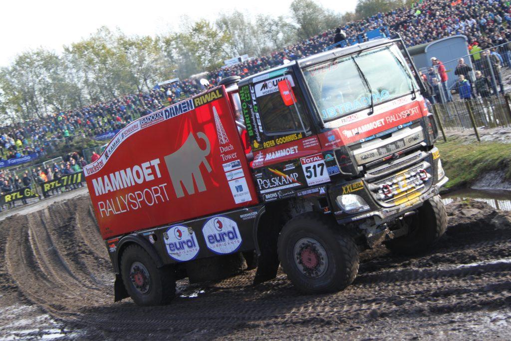 Nieuwe Ginafs Mammoet Rallysport