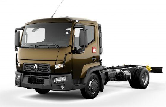 Renault D voor stadsdistributie