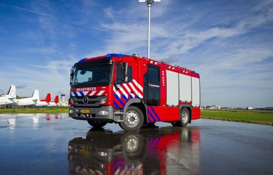 33 Atego brandweerwagens voor Limburg-Zuid