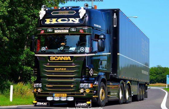 hcn transport