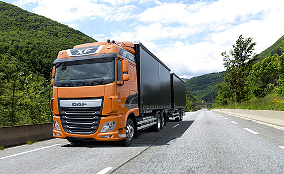 DAF start productie XF/CF bakwagens