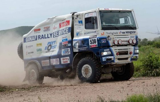 Dakar-spektakel vanaf 5 januari