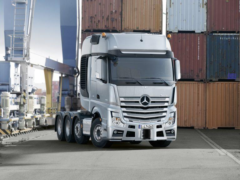 Bijzondere Mercedes SLT