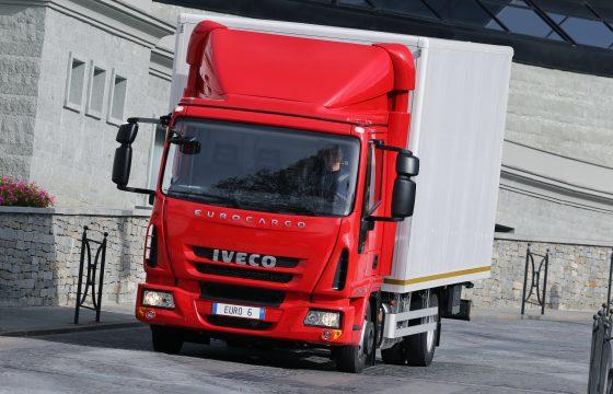 Net op tijd: Iveco Eurocargo Euro 6