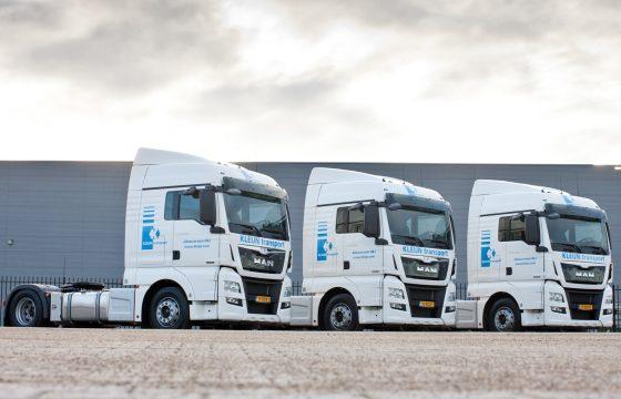Kleijn Transport investeert in MAN TGX