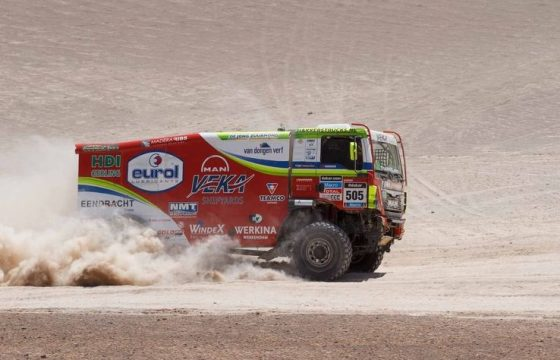 Drama in Dakar Rally
