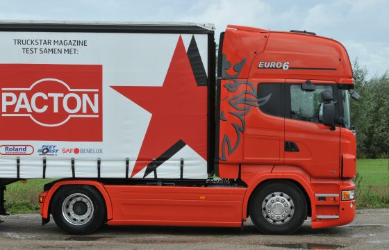 Praktijktest Scania R480 Euro 6