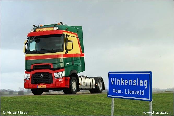 Stijlvolle Renault voor H.C. Vink