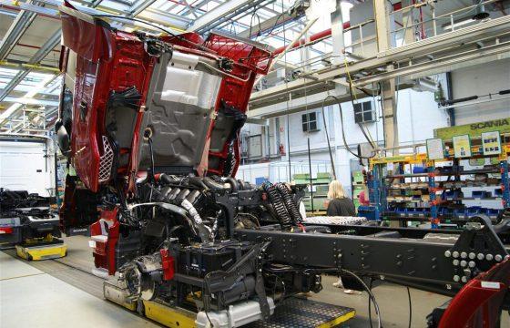 Scania: 100 flexwerkers naar huis