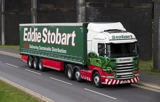 Enorme Scania-order UK