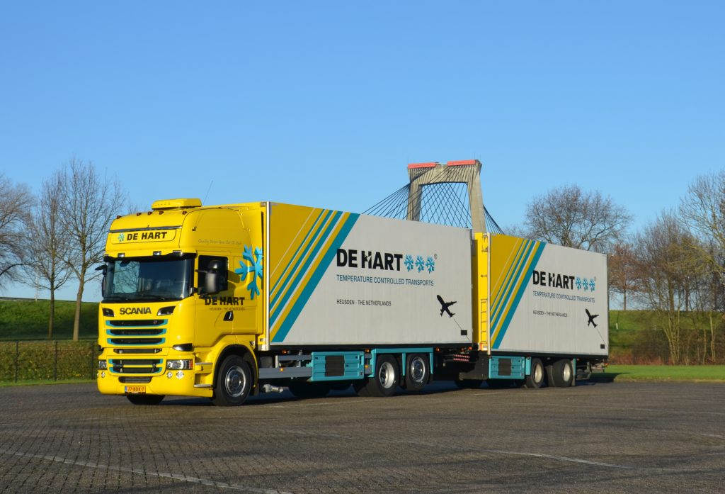 Scania V8 voor De Hart