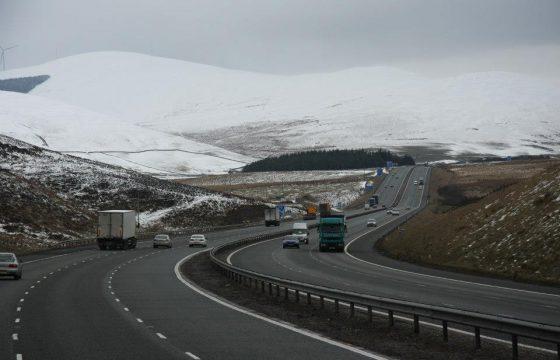 Schotse snelwegen op de schop