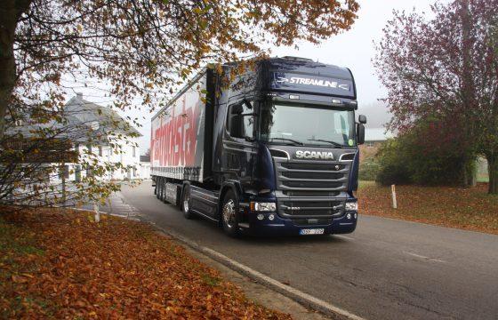 Praktijk- en verbruikstest Scania R580 en G450