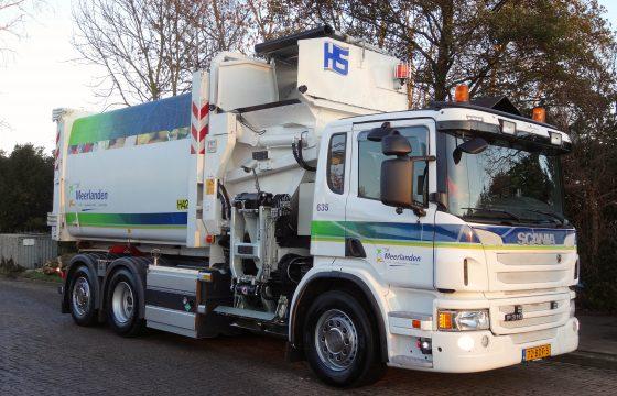 Milieuwonder van Scania