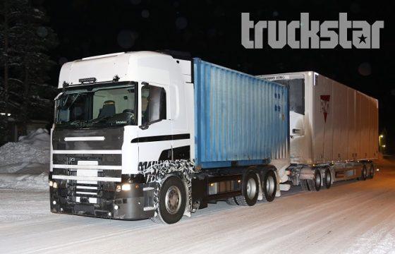 Dit is de nieuwe Scania