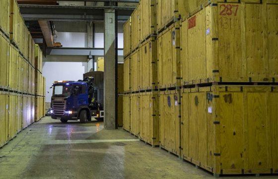VIDEO: Scania Cargo Madness