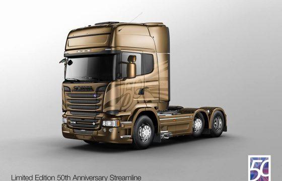 Scania 50 jaar in Groot-Brittanië