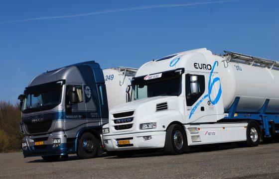 Truckstar Rijdt 'm zelf: Strator Euro 6