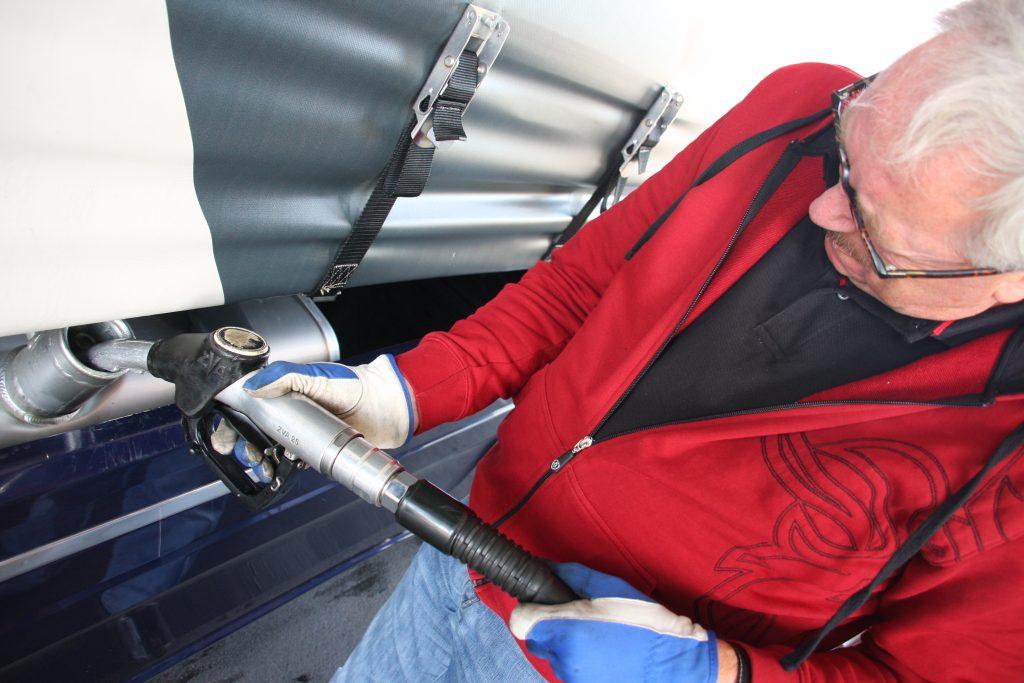 Daling dieselverkoop grensstreek verergert