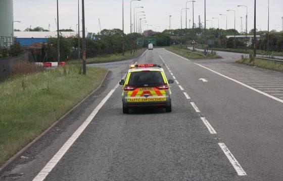 Minder controles buitenlandse trucks UK