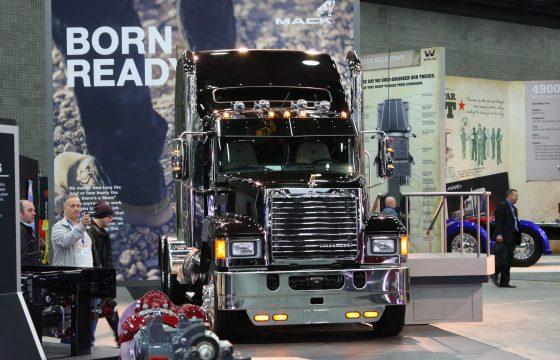 Veel moois op Mid-America Trucking Show