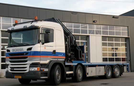 Scania's voor Volker Stevin