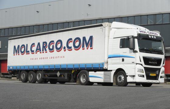Nieuwe MAN's voor MOL Cargo
