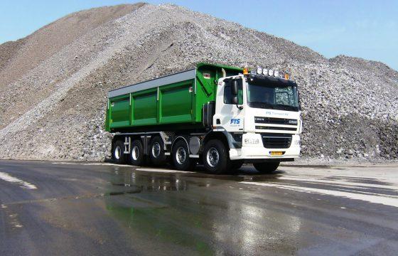 Nieuwe GINAF's voor FTS Transport