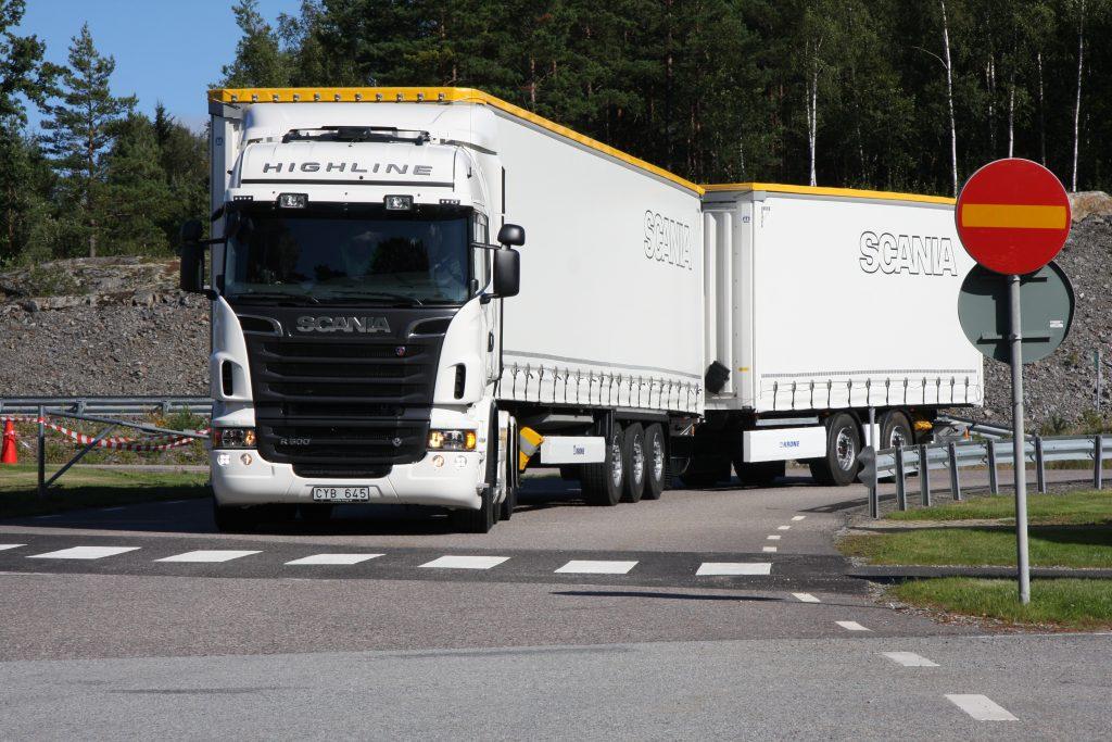 Goede resultaten Scania