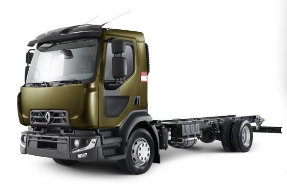 Renault D-modellen op biodiesel