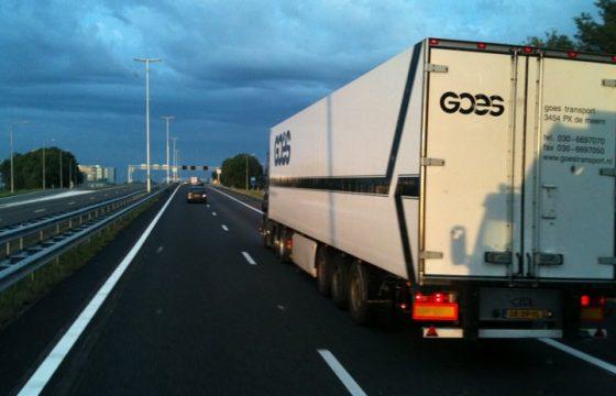Geen doorstart Goes Transport