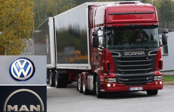 VW neemt Scania definitief over