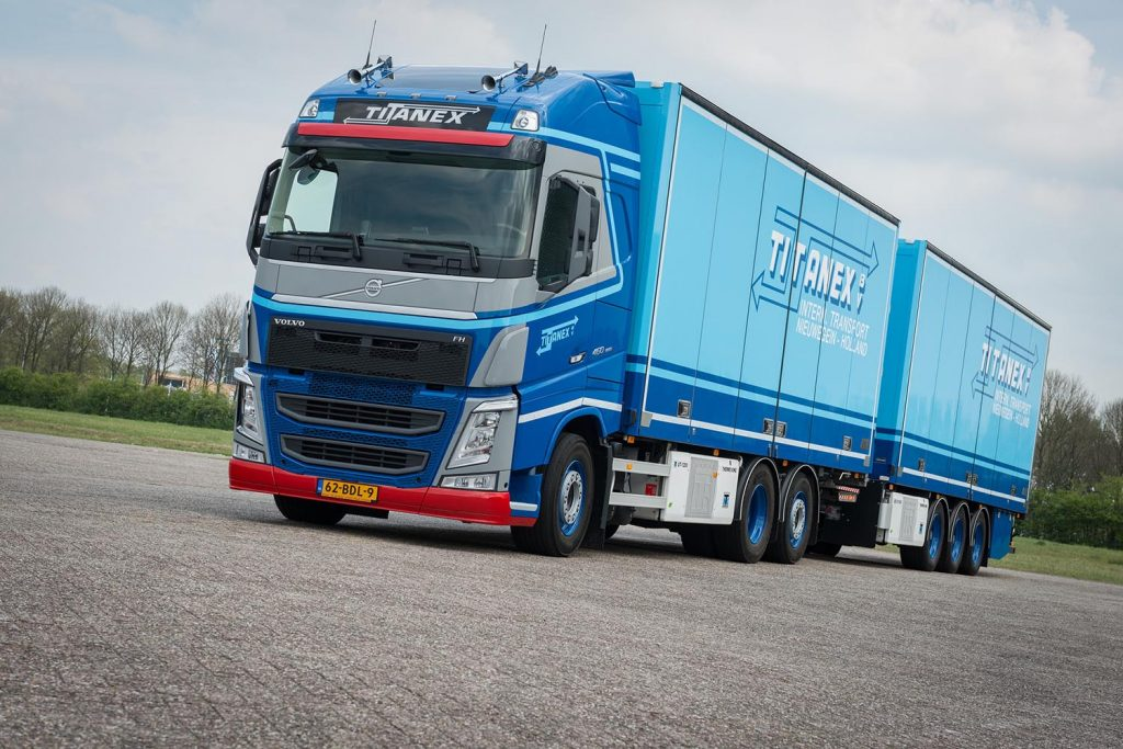 Titanex kiest opnieuw voor Volvo