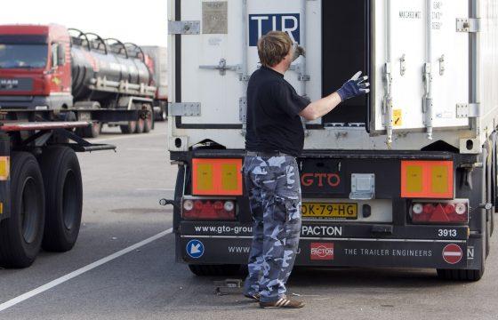 Zware boetes sjoemelende transporteurs